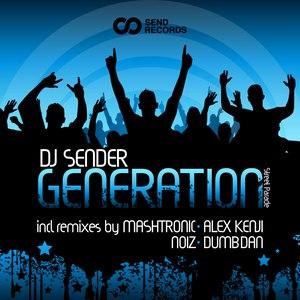 Dj Sender альбом Generation (Street Parade)