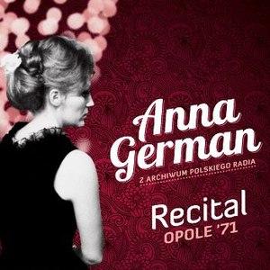 Anna German альбом Recital Opole '71