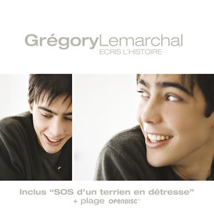 Grégory Lemarchal альбом Ecris L'Histoire (radio edit)