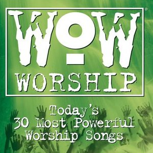 WOW альбом WOW Worship Green