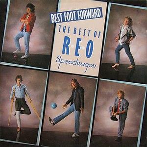 REO Speedwagon альбом Best Foot Forward
