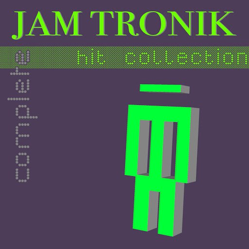 Jam Tronik альбом hit collection - complete