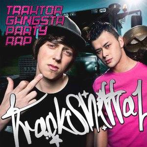 Trackshittaz альбом Traktorgängstapartyrap