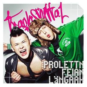 Trackshittaz альбом Prolettn feian längaah