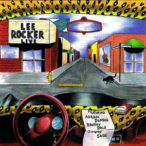 Lee Rocker альбом Lee Rocker Live