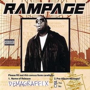Rampage альбом Demagraffix