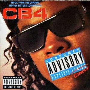 CB4 альбом CB4 The Original Motion Picture Soundtrack
