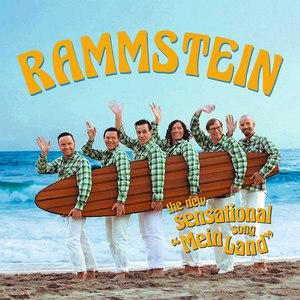 Rammstein альбом MEIN LAND