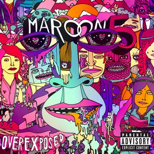 Maroon 5 альбом Overexposed (Deluxe Version)