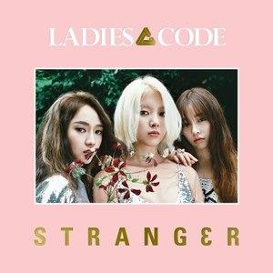 LADIES' CODE альбом STRANG3R