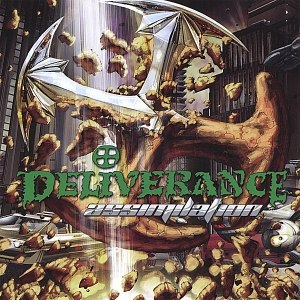 Deliverance альбом Assimilation (2 cd Expanded Edition)