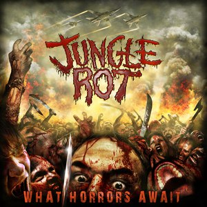 Jungle Rot альбом What Horrors Await