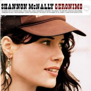 Shannon McNally альбом Geronimo