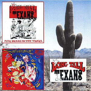 Long Tall Texans альбом Saturnalia / 5 Beans In The Wheel