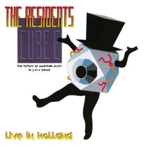 The Residents альбом Cube-E