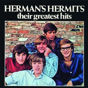 Herman's Hermits альбом HERMAN'S HERMITS THEIR GREATEST HITS