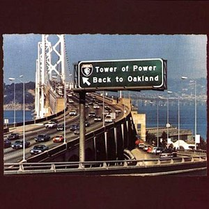 Tower of Power альбом Back to Oakland