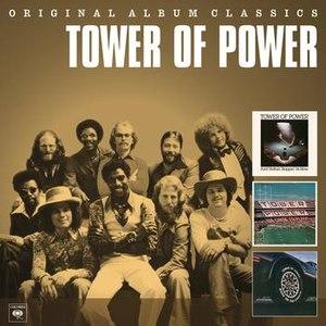 Tower of Power альбом Original Album Classics