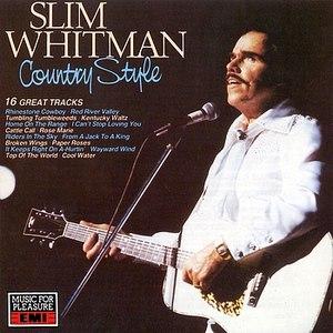Slim Whitman альбом Country Style
