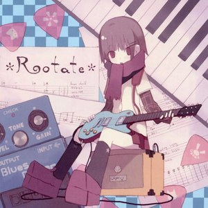 Primary альбом Rotate