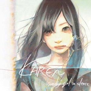 Karen альбом sunday girl in silence