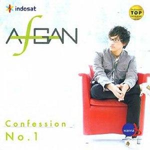 Afgan альбом Confession No. 1