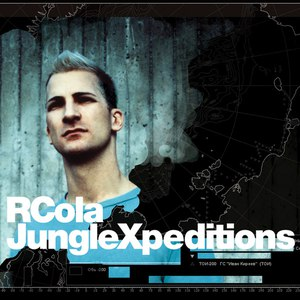 RCola альбом JungleXpeditions