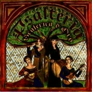 Psalteria альбом Scalerica d'Oro