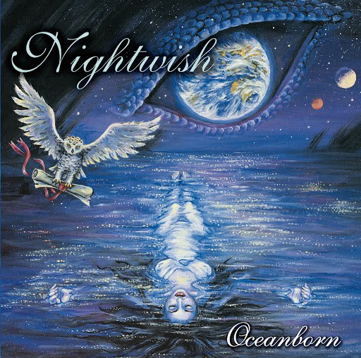 Nightwish альбом Oceanborn (UK Edition)