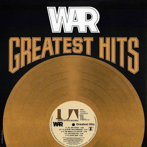 War альбом Greatest Hits