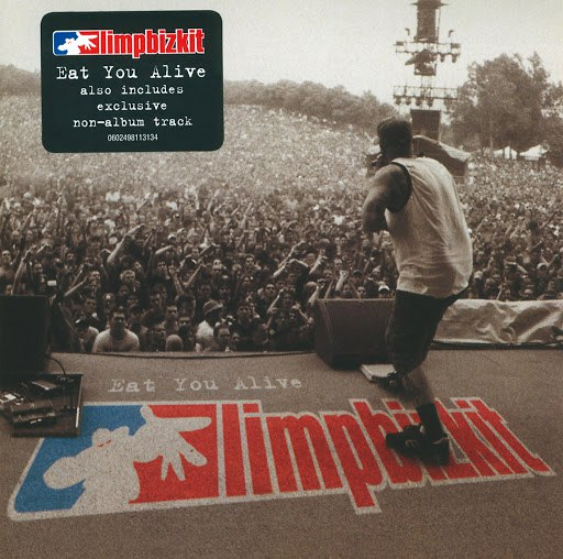 Limp Bizkit альбом Eat You Alive (International Version)