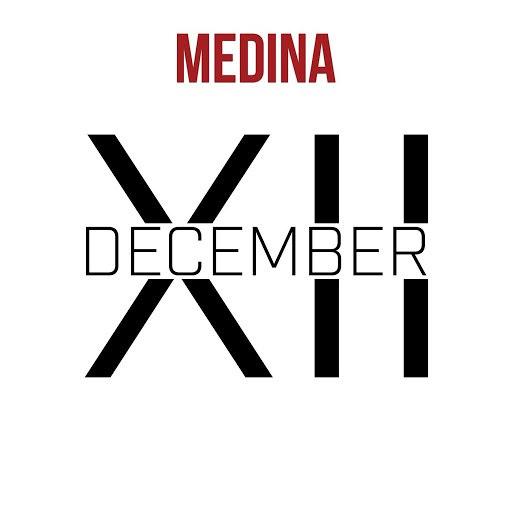 Medina альбом December