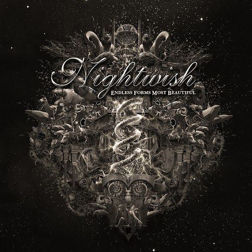 Nightwish альбом Endless Forms Most Beautiful (Deluxe Version)