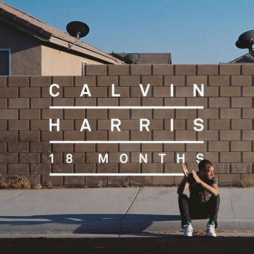 Calvin Harris альбом 18 Months