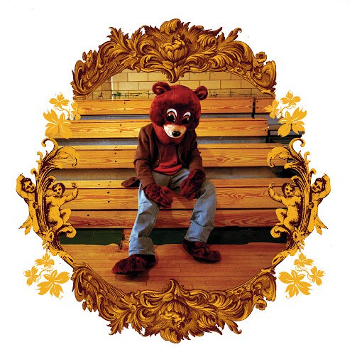 Kanye West album The College Dropout (Edited)