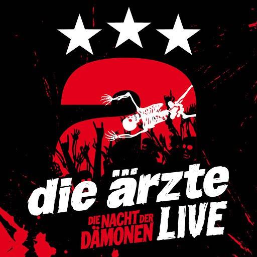 Die Ärzte альбом Die Nacht der Dämonen (Live)