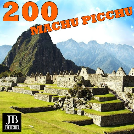 Fly Project альбом 200 Machu Picchu (Panpipes Music Collection)