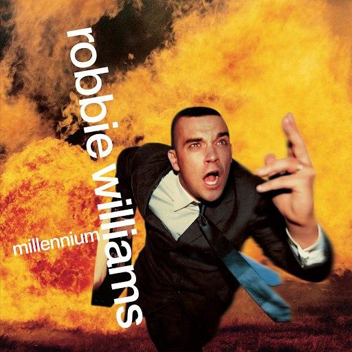 Robbie Williams альбом Millennium