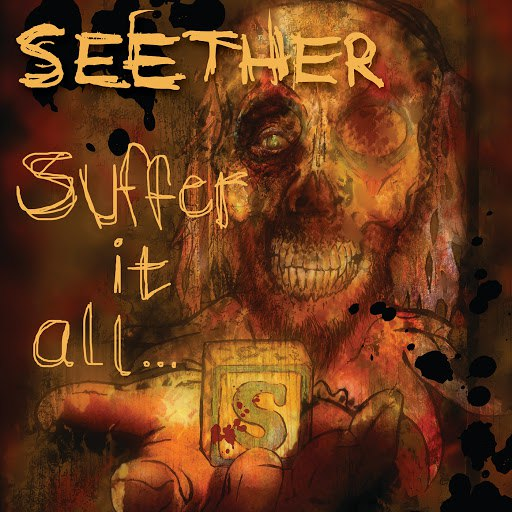 Seether альбом Suffer It All