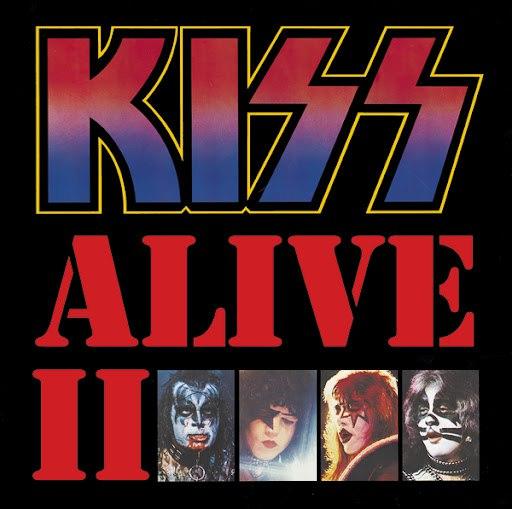 Kiss альбом Alive II (Remastered)