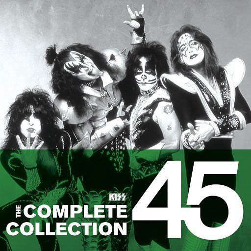 Kiss альбом The Complete Collection
