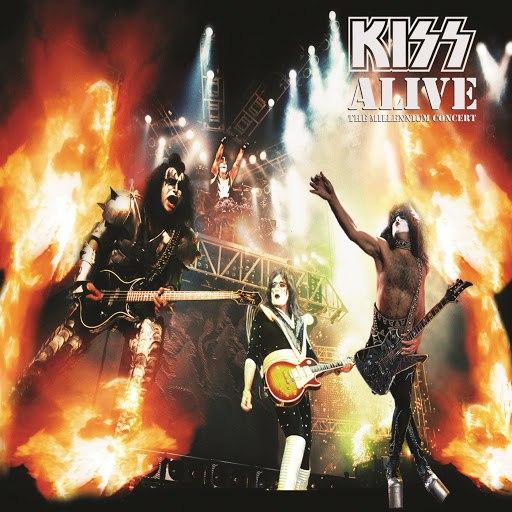 Kiss альбом Alive: The Millennium Concert