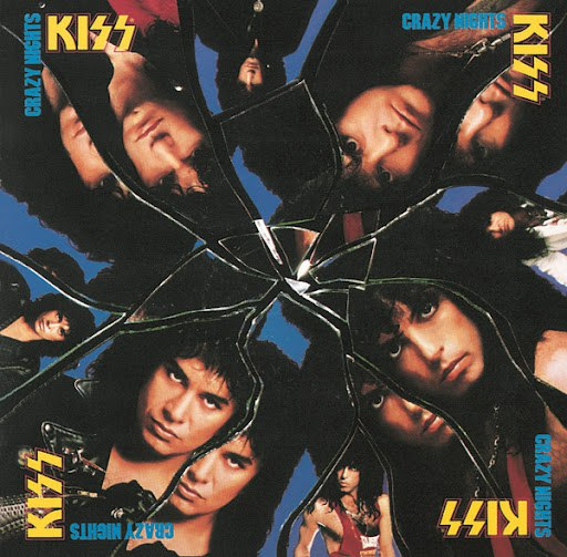 Kiss альбом Crazy Nights