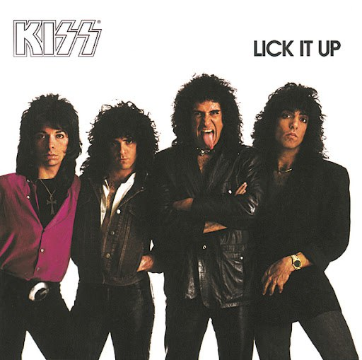 Kiss альбом Lick It Up (Remastered)