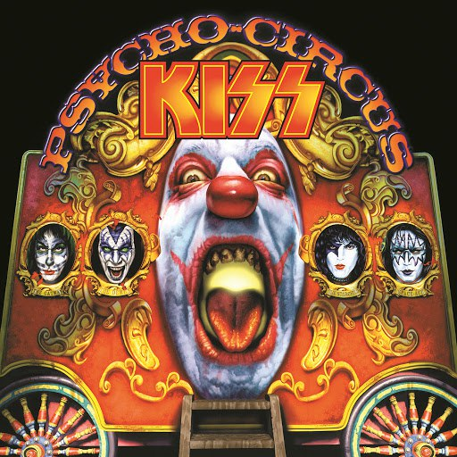Kiss альбом Psycho Circus