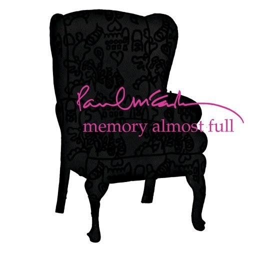 Paul McCartney альбом Memory Almost Full (International - Folded)