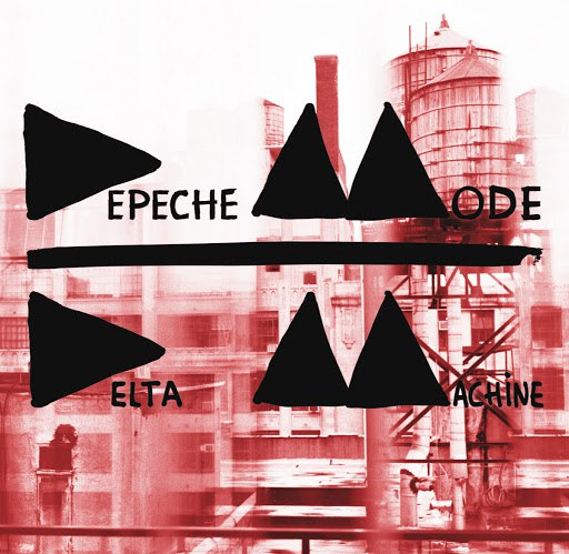 Depeche Mode альбом Delta Machine (Deluxe Edition)