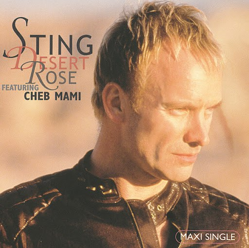 Sting альбом Desert Rose