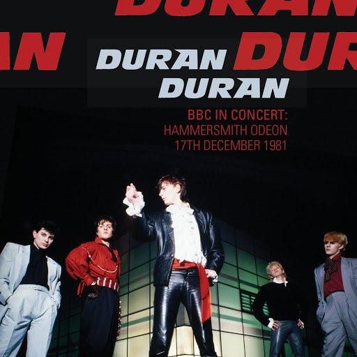 Duran Duran альбом BBC In Concert: Hammersmith Odeon 17th December 1981
