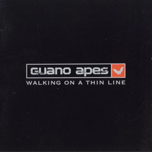 Guano Apes альбом Walking On A Thin Line